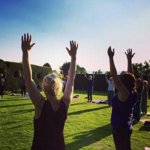 arm, raise, surya, namaskar, breath, olympics